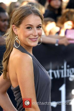 Alexa Vega  2010 Los Angeles Film Festival - Premiere of 'The Twilight Saga: Eclipse' held at Nokia Theatre LA...
