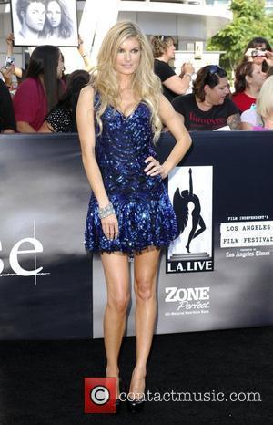 Marisa Miller  2010 Los Angeles Film Festival - Premiere of 'The Twilight Saga: Eclipse' held at Nokia Theatre LA...