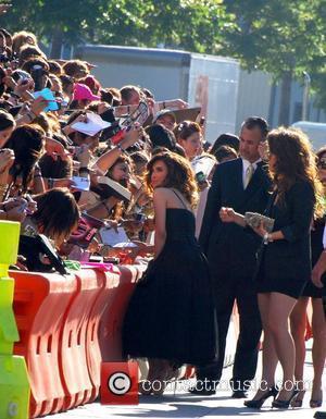 Christian Serratos 2010 Los Angeles Film Festival - Premiere of 'The Twilight Saga: Eclipse' held at Nokia Theatre LA Live...