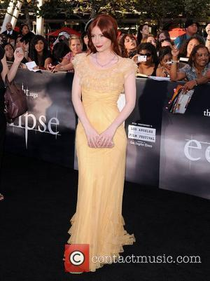 Bryce Dallas Howard, LA Live