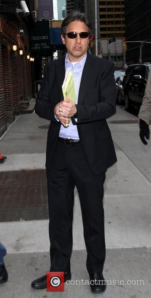 Ray Romano celebrities outside The Ed Sullivan Theater for 'The Late Show with David Letterman' New York City, USA -...