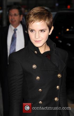 Emma Watson and Ed Sullivan