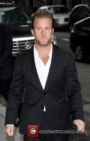 Scott Caan and Ed Sullivan