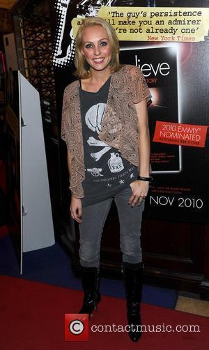 Camilla Dallerup at Eddie Izzard's DVD Premiere at Cineworld Haymarket. London, England - 18.11.10