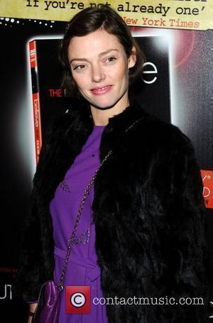 Camilla Rutherford at Eddie Izzard's DVD Premiere at Cineworld Haymarket. London, England - 18.11.10