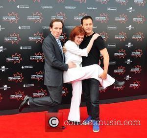 Ben Miller, Hannah McGill, Jason Isaacs Edinburgh International Film Festival - 'Huge' - Premiere Edinburgh, Scotland - 18.06.10