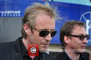 Rhys Ifans and David Thewlis