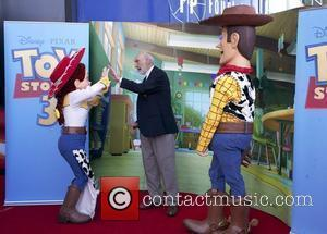 Sir Sean Connery with Characters Woody and Jessie Edinburgh International Film Festival - 'Toy Story 3' - Premiere Edinburgh, Scotland...