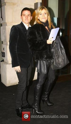 Michelle Collins Alicia Keys - Album Launch Party 'The Element Of Freedom' at Aqua London, England - 09.12.09