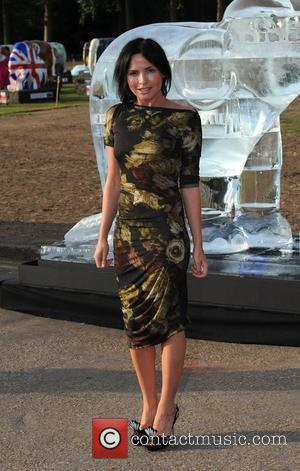 Andrea Corr Elephant Parade - auction held at the Royal Hospital Chelsea. London, England - 30.06.10