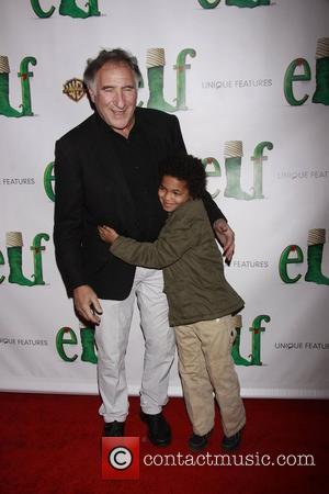 Judd Hirsch Opening night of the Broadway musical production of 'Elf' at the Al Hirschfeld Theatre - Arrivals.  New...