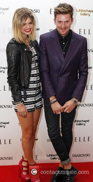 Pixie Geldof and Henry Holland