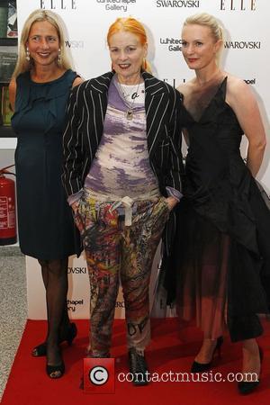 Vivienne Westwood and Lorraine