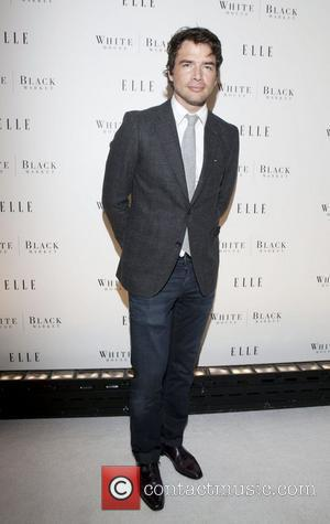 Matthew Settle 25th anniversary of ELLE and the launch of ELLEments of Personal Style with White House Black Market at...