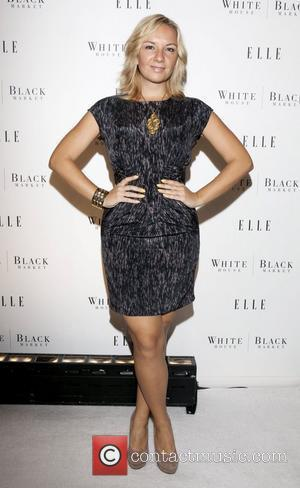 Kristina Alexandra Kovalyuk 25th anniversary of ELLE and the launch of ELLEments of Personal Style with White House Black Market...