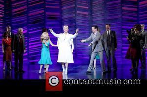 Kristin Chenoweth, American Idol and Sean Hayes