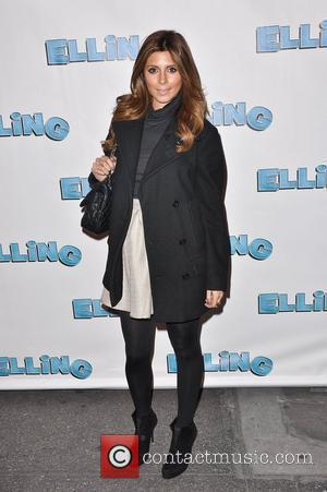 Jamie Lynn Sigler  The Premiere of Elling at The Ethel Barrymore Theater - arrivals  New York City, USA...