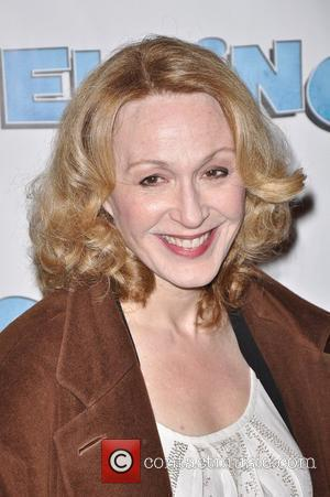 Jan Maxwell  The Premiere of Elling at The Ethel Barrymore Theater - arrivals  New York City, USA -...