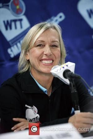 Navratilova Discharged From Hospital