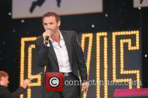 Marti Pellow,  Elvis Forever Concert at Hyde Park London, England - 12.09.10