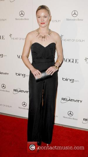 Julie Stiles Art Of Elysium's 4th annual 'Heaven' Charity Gala at California Science Center's Wallis Annenberg Building - Arrivals Los...