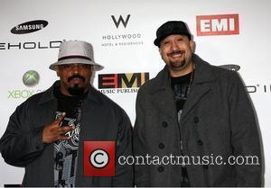 Cypress Hill The EMI Post Grammy Party 2010 held at the W Hotel Hollywood Los Angeles, California - 31.01.10