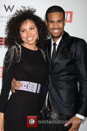 Jurnee Smollett and Josiah Bell The EMI Post Grammy Party 2010 held at the W Hotel Hollywood Los Angeles, California...
