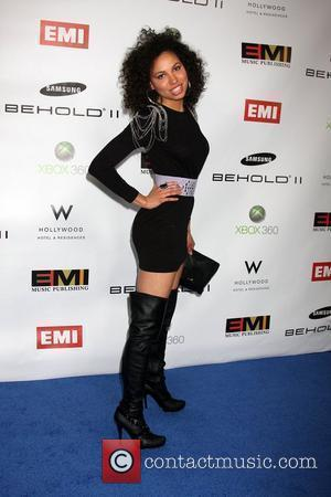 Jurnee Smollett  The EMI Post Grammy Party 2010 held at the W Hotel Hollywood Los Angeles, California - 31.01.10
