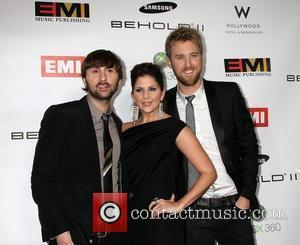 Lady Antebellum The EMI Post Grammy Party 2010 held at the W Hotel Hollywood Los Angeles, California - 31.01.10