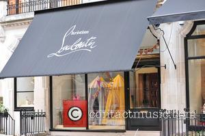 The Christian Louboutin store London, England - 07.07.10