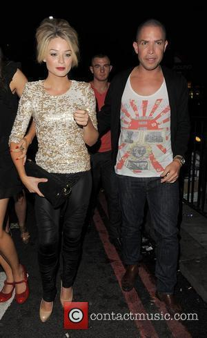 Emma Rigby arriving at Taman Gang club with friends London, England - 01.08.10