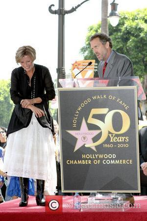 Emma Thompson and Hugh Laurie