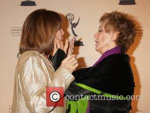 Valerie Harper and Cloris Leachman