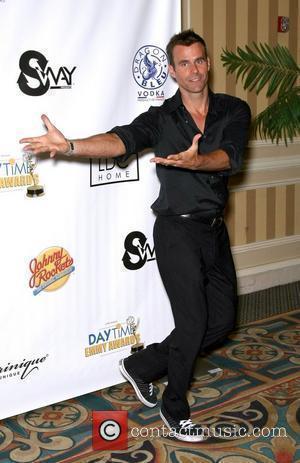 Cameron Mathison Daytime Emmy Awards Gifting Suite at The Las Vegas Hilton Hotel Casino  Las Vegas, USA - 26.06.10