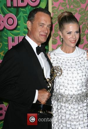 Tom Hanks And Rita Wilson, Tom Hanks, Hbo and Rita Wilson