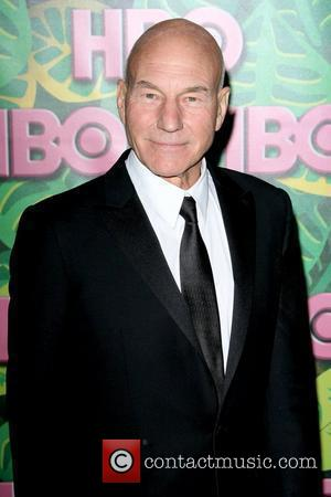 Patrick Stewart and Hbo