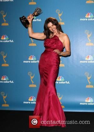 Julia Ormond The 62nd Annual Primetime Emmy Awards - Press Room held at the Nokia Theatre L.A. Live Los Angeles,...