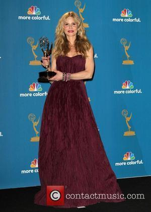 Kyra Sedgwick The 62nd Annual Primetime Emmy Awards - Press Room held at the Nokia Theatre L.A. Live Los Angeles,...