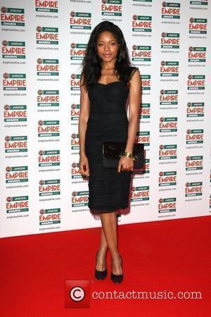 Naomie Harris The Empire Film Awards 2010 London, England - 28.03.10