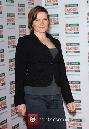 Jessica Hynes The Jameson Empire Film Awards held at the Grosvenor House - Arrivals. London, England - 28.03.10