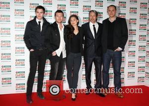 Nicholas Hoult, Sam Worthington, Alexa Davalos, Mads Mikkelsen and Director of 'Clash of the Titans' Louis Leterrier Jameson Empire Film...