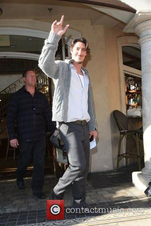 Eric Balfour out shopping at The Grove in Hollywood.  Los Angeles, California - 09.11.10