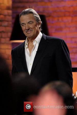 Eric Braeden  appears on the Marilyn Denis Show at CTV.  Toronto, Canada - 17.01.11