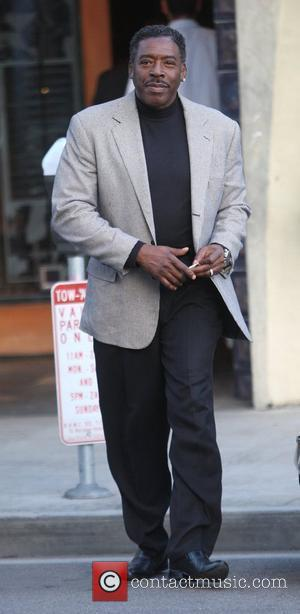 Ernie Hudson out and about in Beverly Hills Los Angeles, California - 12.01.10