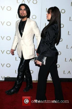 Dave Navarro and Renee Perez Erotica Ball hosted by Dave Navarro at Lavo nightclub at The Palazzo Resort and Casino...