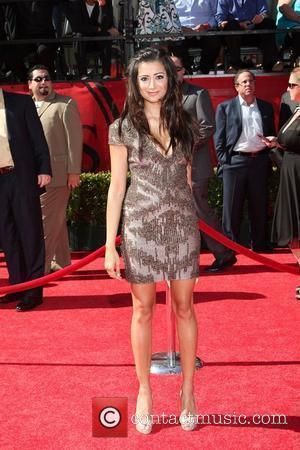 Noureen DeWulf 2010 ESPY Awards at Nokia Theatre L.A. Live - Arrivals Los Angeles, California - 14.07.10