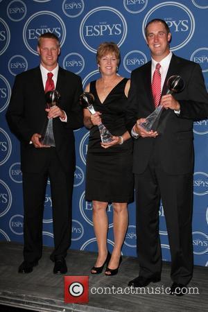 Aaron Thomas, Jan Thomas and Todd Thomas