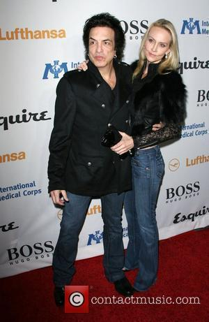 Paul Stanley and Erin Sutton Esquire Celebrates The Grand Opening of Esquire House LA held at Esquire House LA Los...