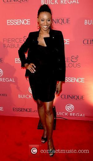 Chenoa Maxwell Essence magazine's '40th Anniversary Fierce & Fabulous Awards Luncheon' at Mandarin Oriental Hotel - Arrivals New York City,...