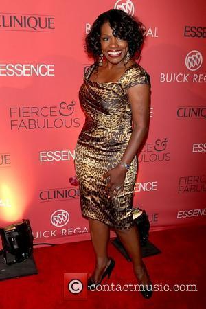 Sheryl Lee Ralph Essence magazine's '40th Anniversary Fierce & Fabulous Awards Luncheon' at Mandarin Oriental Hotel - Arrivals New York...